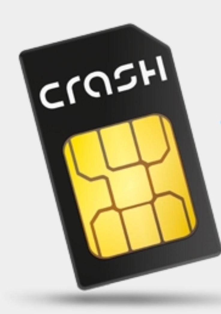 [bei Rufnummermitnahme] Vodafone Netz: Crash 8GB LTE bis 50Mbit mit Allnet und SMS Flat für 7,91€ mtl. durch Gutschriften