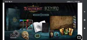 Planescape: Torment & Icewind Dale Enhanced Collector's Edition - [Nintendo Switch