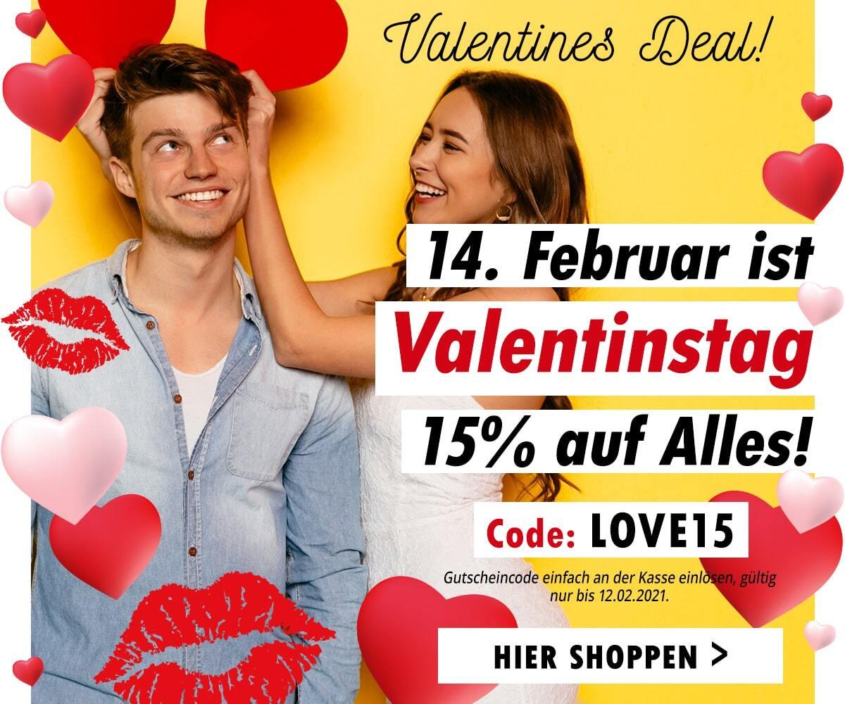 Dildoking 15% auf Alles - Valentinstag