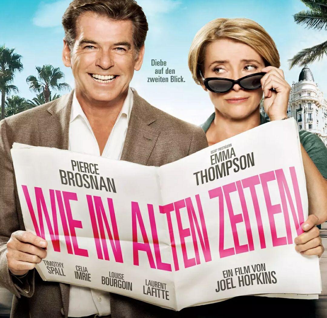 [ZDF Mediathek] Wie in alten Zeiten mit Emma Thompson, Pierce Brosnan und Timothy Spall kostenlos im Stream