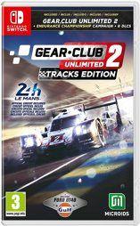 Gear.Club: Unlimited 2Tracks Edition (Switch) [Netgames]
