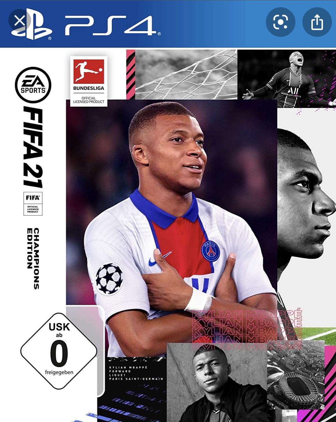 FIFA 21 Champions Edition PS4™ & PS5™