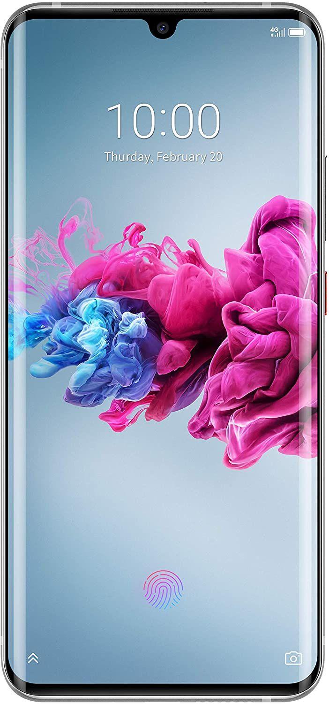ZTE Smartphone Axon 11 (16.43 cm (6.47 Zoll) AMOLED Waterdrop Display, 128GB interner Speicher und 6GB RAM