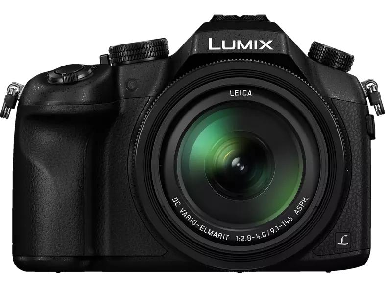 PANASONIC Lumix DMC-FZ1000 Bridgekamera Schwarz, 20.1 Megapixel, 16x opt. Zoom, TFT-LCD, WLAN