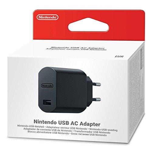 (Prime & Lidl (+VSK)) Nintendo Classic Mini: USB AC Adapter