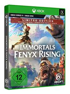 Immortals Fenyx Rising - Limited Edition [Xbox One, Xbox Series X][PS4, PS5 Upgrade]