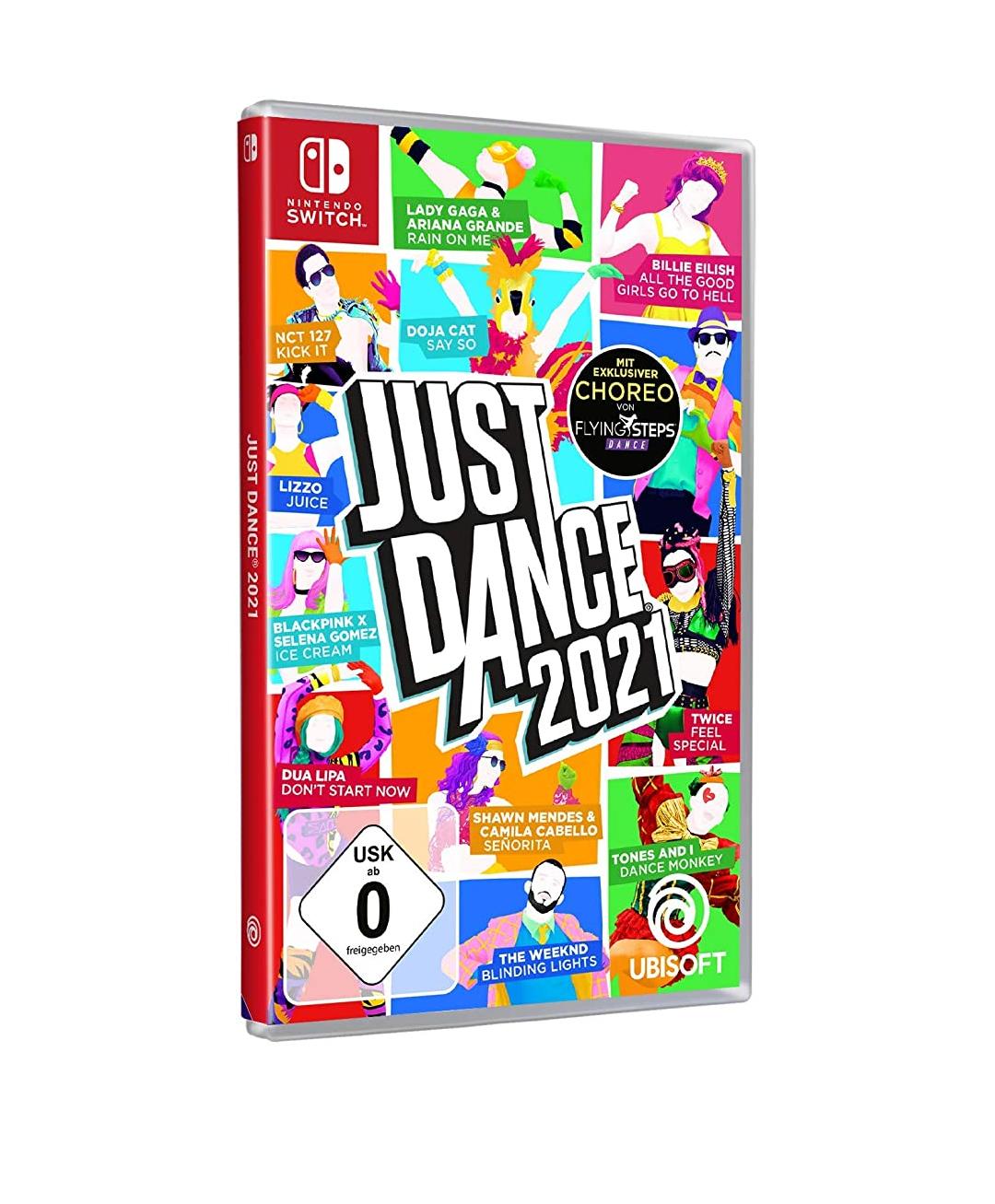 Just Dance 2021 - [Nintendo Switch] Amazon