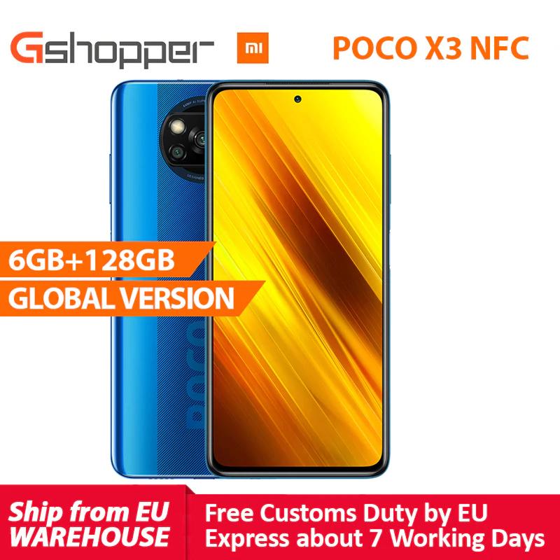 Aliexpress Valentinstag Aktion : Xiaomi POCO X3 NFC 6GB 128GB Versand aus EU