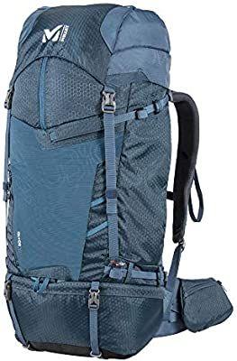 [Amazon] MILLET -Ubic 50+10 - Multifunktions-Rucksack für Wanderungen, Langlauf und Trekking, Orion Blue/emerald