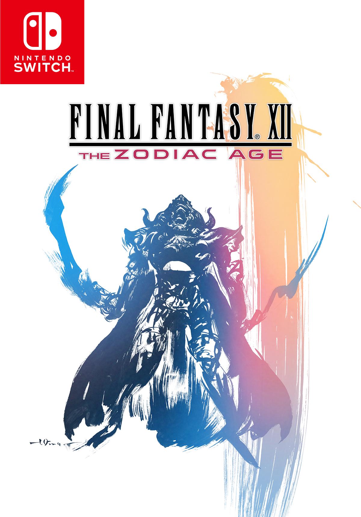 Final Fantasy XII: The Zodiac Age (Switch) für 19,99€ inkl. Versand (Square Enix Store)