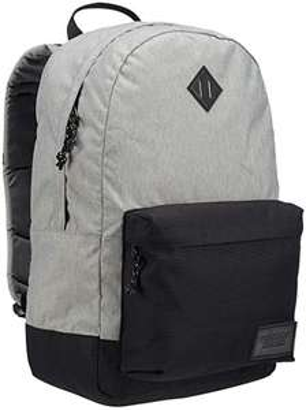 [Amazon Prime] Burton Kettle Daypack Größe M( 20 Liter) Rucksack, grau