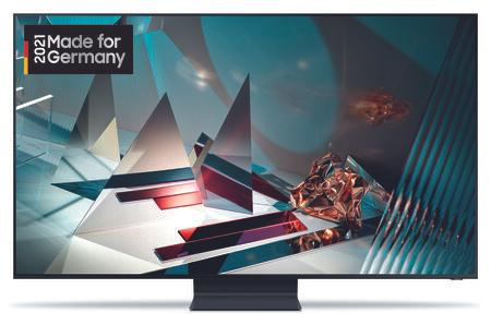 Samsung GQ65Q800TGTXZG QLED TV (65 Zoll (163 cm), 8K, Smart TV, effektiv 1400€