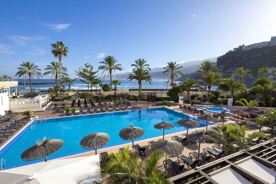 4* Melia Hotel auf Teneriffa ab/für coole 168€ p.P. für eine Woche ! Kostenlose Stornierung