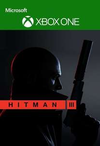 Hitman 3 (Xbox Live Key, optimiert für Series X, multilingual, Metacritic 87/7.9) | alternativ als Deluxe Edition für 44,88€