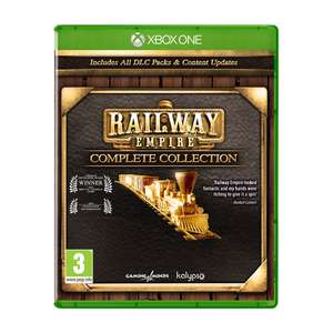 Railway EmpireComplete Collection (Xbox One) [Coolshop]