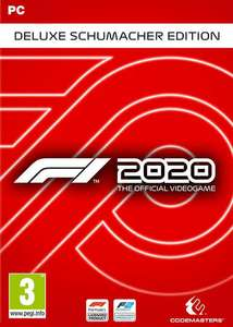 F1 2020 Deluxe Schumacher Edition | PC | Steam