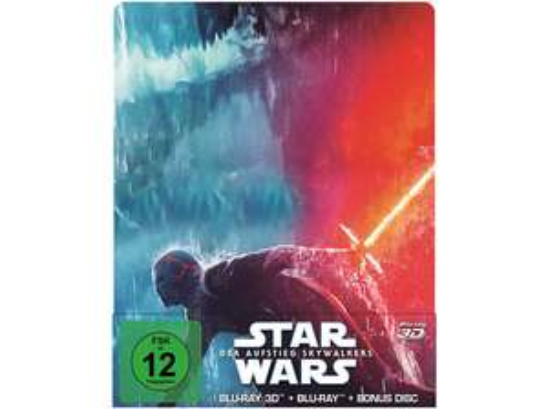 Star Wars: Der Aufstieg Skywalkers (2D & 3D Steelbook Edition)