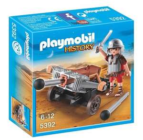 (Prime) Playmobil 5392 - Legionär mit Balliste