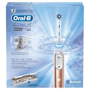Amazon.es | Oral B Genius 9000N rose gold für 87,50 € inkl. Versand