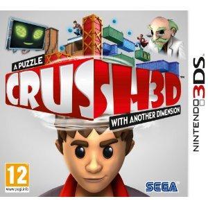 Crush3D - Nintendo 3DS Spiel £5.98 6,86€