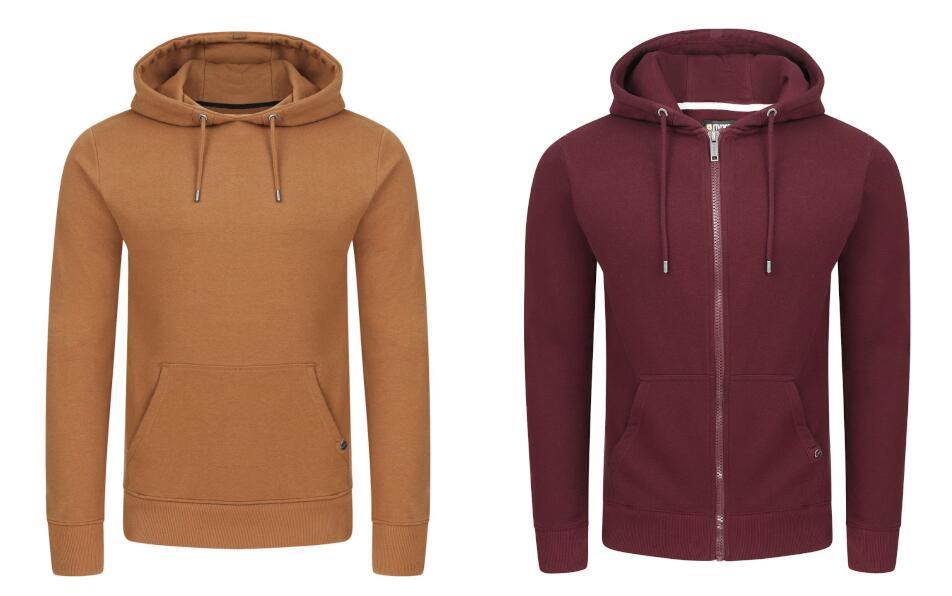 [Jeans Direct] 2 Riverso Hoodies / Sweatjacken (Gr. S -5XL) für 54,90€ oder ab 100 € Einkaufswert 20 € Rabatt auf alles, auch auf Sale