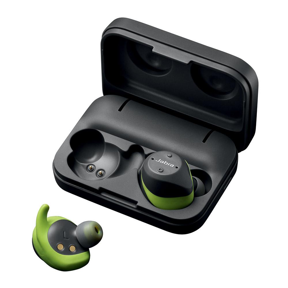 Jabra SPORT ELITE 4.5H - Bluetooth-Ohrstecker - grey/green