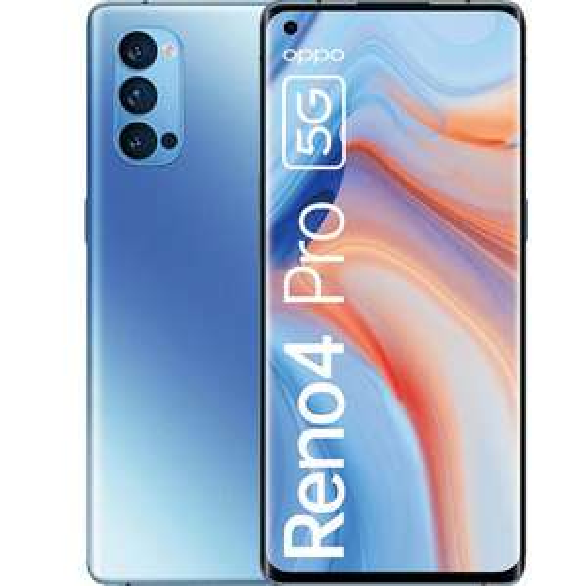 Oppo Reno4 Pro 5G (256GB) mit Otelo Allnet-Flat Classic (10GB / 12GB LTE) für 49€ ZZ & mtl. 19,99€ [Vodafone-Netz]