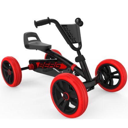 BERG Pedal Go-Kart Berg Buzzy Red-Black - Sondermodell - Limitiert (für Kinder von 2 bis 5 Jahren)