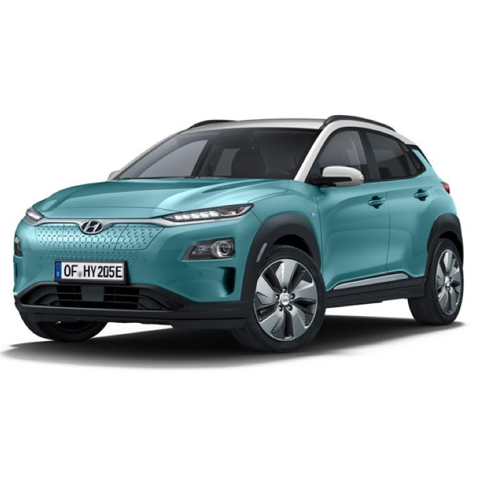 [Gewerbeleasing] Hyundai Kona Elektro Style (204 PS, 64 kWh) mtl. 41,18€ + 752,10€ ÜF (eff. mtl. 72,51€), LF 0,1, GF 0,18, 24 Monate, BAFA