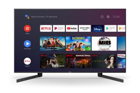 "Sony KD-49XH9505 - 49"" 4K UHD Smart TV (VA, Direct LED, FALD, 120Hz, Android TV, verstellbare Standfüße, Premium Fernbedienung)"