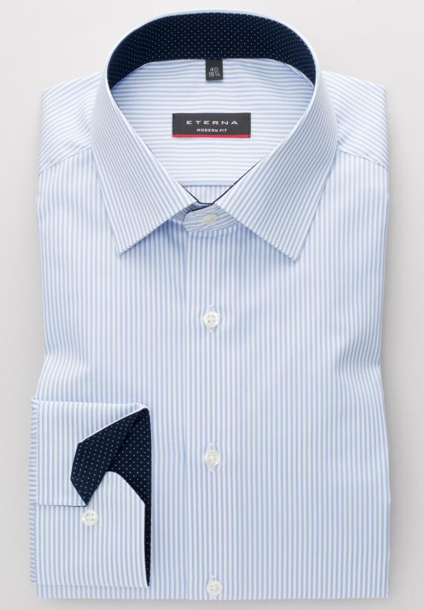 21% extra Rabatt auf bereits reduzierte Hemden & Blusen bei Eterna (MBW: 49€)