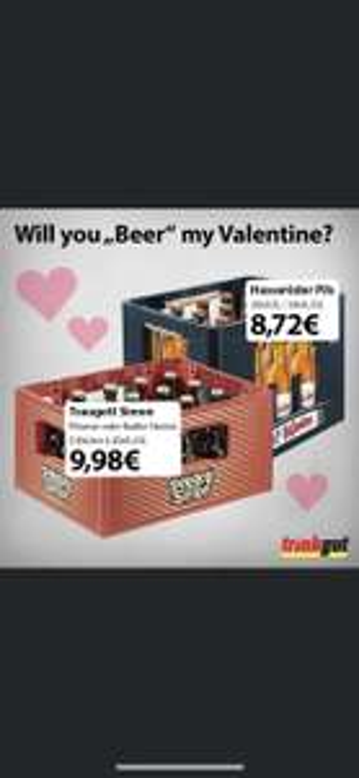 *Lokal Bier*Hasseröder Pils 0,87€/L Traugott Simon 0,76€/L
