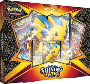 Pokemon shining fates Pikachu V Box Vorbestellung Amazon.IT