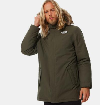 Großer Sale bei The North Face, z.B. ZANECK Jacke für Herren