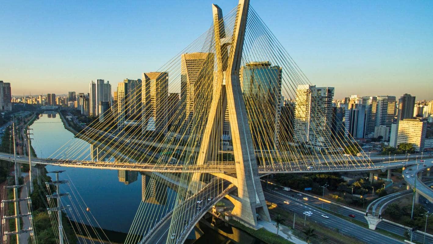 Flüge: Sao Paulo / Brasilien (bis Mai) TAP Business Class ab Frankfurt für 678€