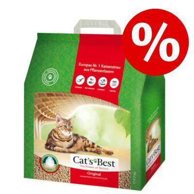 Cats Best Original Katzenstreu 5L auf Amazon // Kauf 5 Zahl 4 Angebot vorhanden