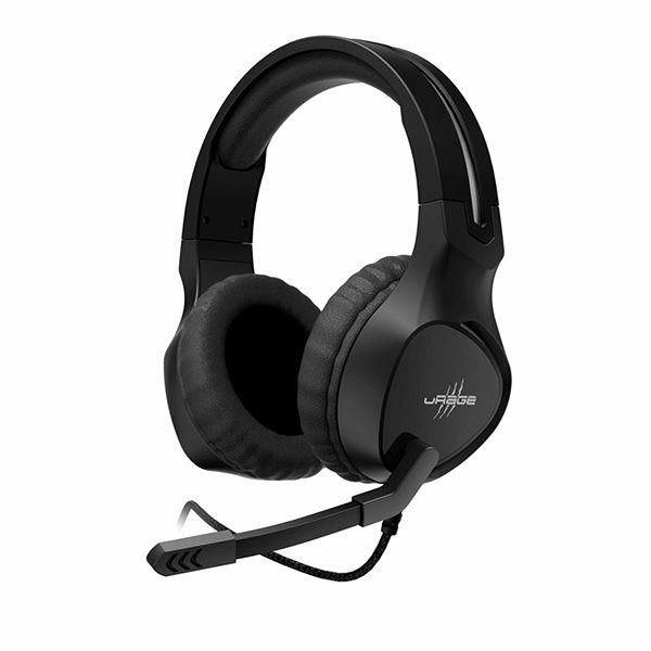 [alza.de] Hama uRage SoundZ 300, Kopfhörer (verkabelt)mit Mikrofon und Lautstärkeregler, schwarz