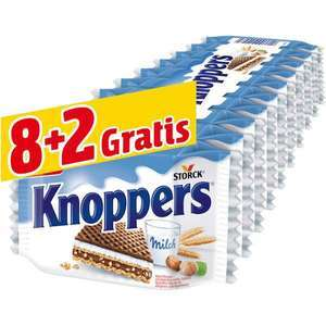 Knoppers 8+2 für 1,25€ [Real]