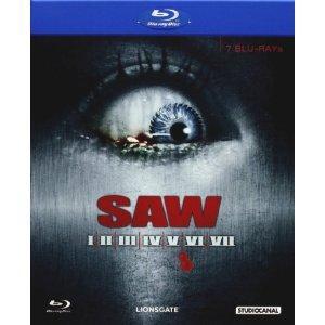 WHD Amazon Saw 1-7 Blu Ray