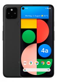 Google Pixel 4a 5G 128 GB Just Black im Telekom Congstar Allnet Flat M 5GB LTE für 29€ einmalig und 20€ monatlich