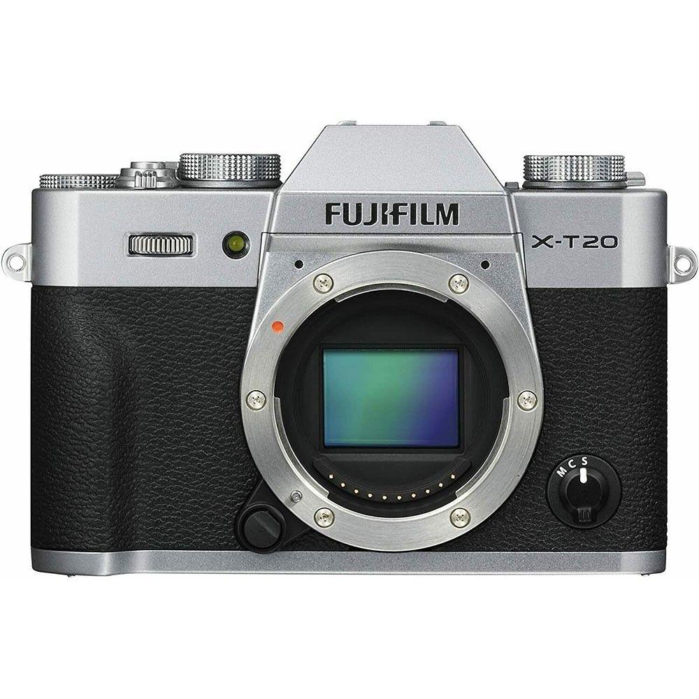 Fujifilm X-T20 Systemkamera inkl. 5 Jahre Garantie | UK Digital