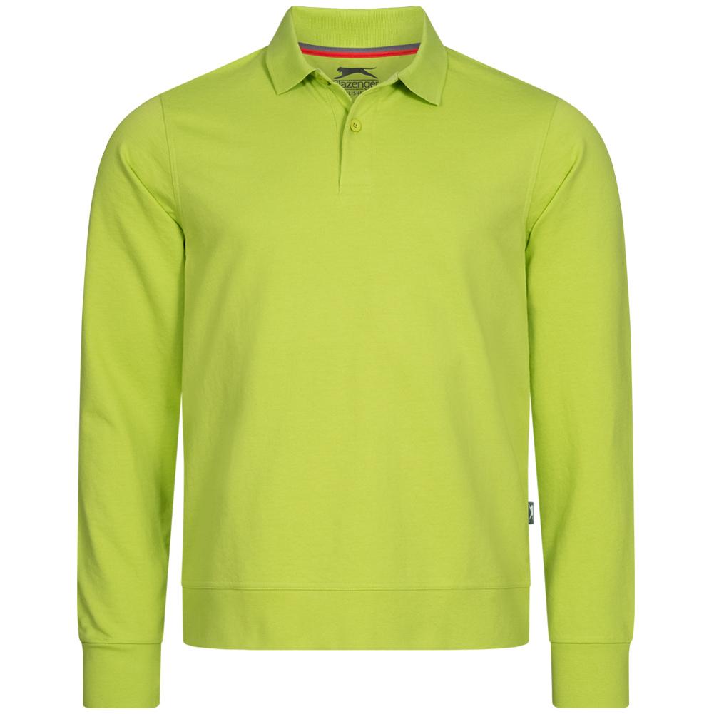 Slazenger Herren Polo-Sweatshirt (Größe S - XXXL) für 4,99€ + 3,95€ VSK [SportSpar]