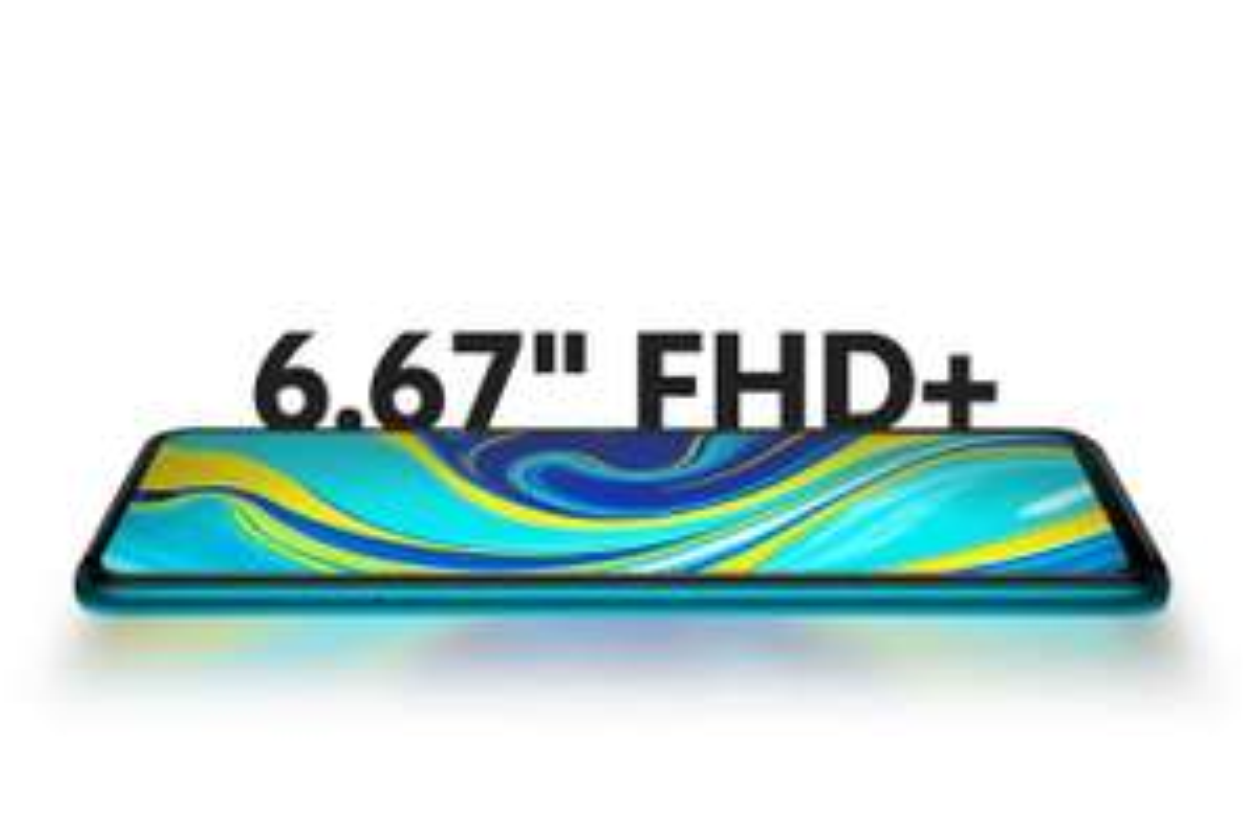 Xiaomi Redmi Note 9S 4 + 64GB, 48 MP Kamera, 5020 mAh Akku, offizieller Mi Store, Versand aus D, 24 h