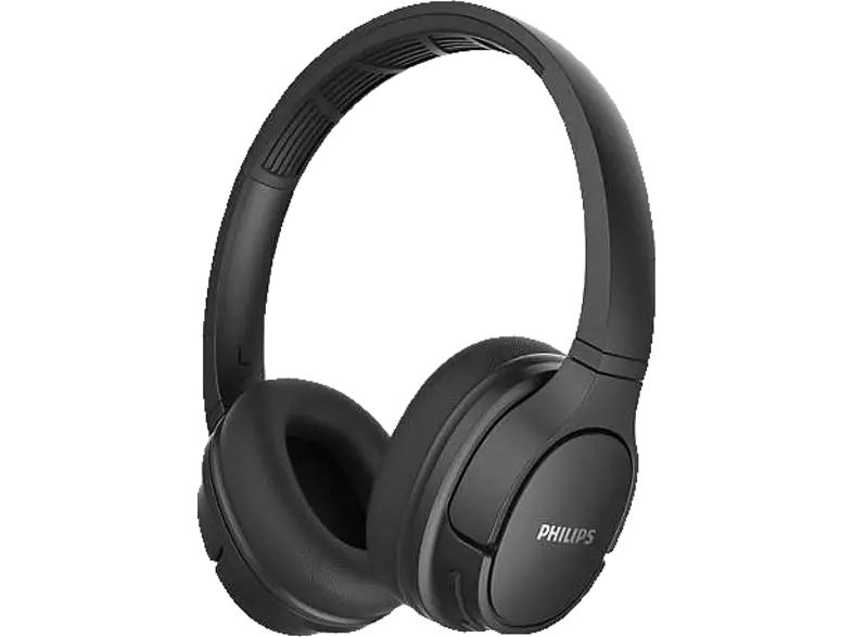 Media oder Saturn - PHILIPS SH402, On-ear Kopfhörer Bluetooth Schwarz
