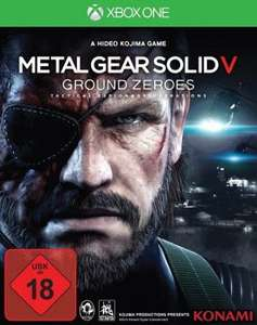 [lokal Neuss] Metal Gear Solid: Ground Zeroes 0,95€ & Fallout 4: Game of the Year Edition 11,54€ (PS4)