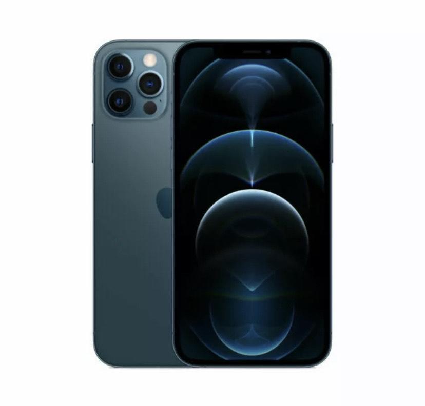 [ebay] iPhone 12 Pro 128 GB pacific blue Differenzbesteuerung