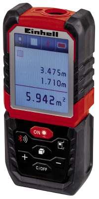 Laser-Distanzmesser TE-LD 60 Einhell B-Ware - Entfernungsmesser