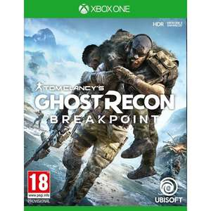 Tom Clancy's Ghost Recon Breakpoint (Xbox One & PS4) [Shop4de]