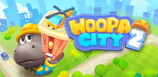 [Android & iOS] Hoopa City 2*1000. Deal mit kleinem Gewinnspiel*
