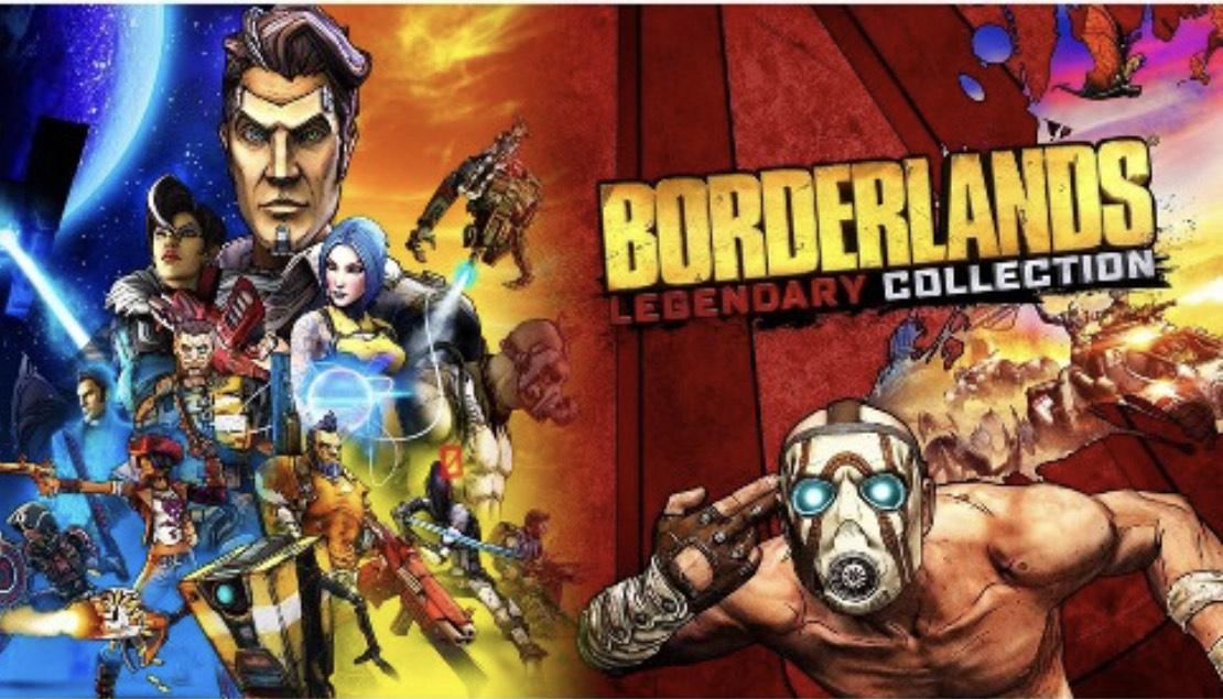 Borderlands Legendary Collection Xbox